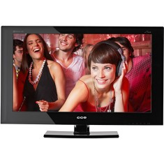 "Foto TV LED 24"" CCE LN244 1 HDMI PC USB"