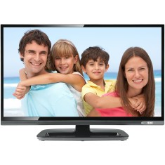 "Foto TV LED 28"" AOC Série 1441 LE28D1441 2 HDMI USB"