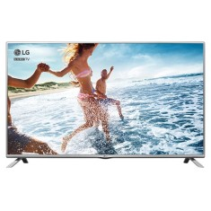 "Foto TV LED 32"" LG 32LF550B 2 HDMI USB Frequência 60 Hz"