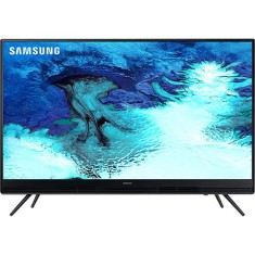 "Foto TV LED 32"" Samsung Série 4 UN32K4100 2 HDMI USB"