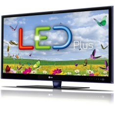 "Foto TV LED 3D 47"" LG Full HD 47LX6500 4 HDMI USB"