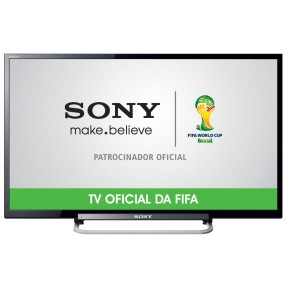 "Foto TV LED 40"" Sony Bravia Full HD KDL-40R485A 2 HDMI"