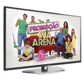 "Foto Smart TV LED 3D 42"" LG Cinema Full HD 42LA6204"