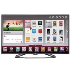 "Foto Smart TV LED 3D 42"" LG Cinema Full HD 42LA6200"