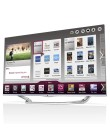 "TV LED 55"" Smart TV LG Cinema 3D Full HD 3 HDMI 55LA7400"