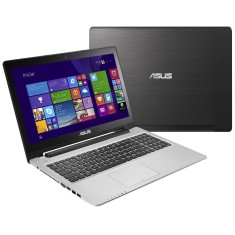 "Foto Ultrabook Asus S550CA Intel Core i5 3317U 15,6"" 8GB HD 1 TB Touchscreen"