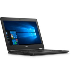 "Foto Ultrabook Dell Intel Core i5 6300U 12,5"" 4GB SSD 256 GB Windows 10 Pro Latitude Série 7000"