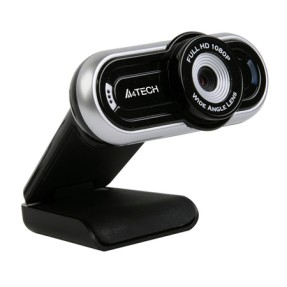 Foto WebCam A4 Tech 16 MP Filma em Full HD PK-920H