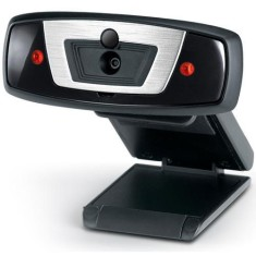 Foto WebCam Genius 1 MP Filma em HD LightCam 1020