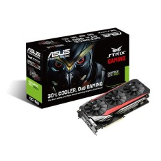 Placa de Video NVIDIA GeForce GTX 980 Ti 6 GB GDDR5 384 Bits Asus STRIX-GTX980TI-DC3OC-6GD5-GAMING