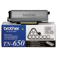 Toner Preto Brother TN-650