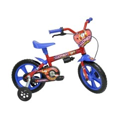 Bicicleta XS Bike Aro 12 Luca Boy Racing