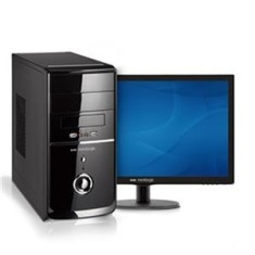 PC Neologic NLI48170 Intel Core i5 4440 4 GB 1 TB Windows 7 DVD-RW
