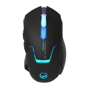 Mouse Óptico Gamer USB Frenetic JR - Team Scorpion