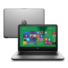 "Notebook HP 14-AC139BR Intel Core i5 5200U 14"" 4GB HD 500 GB"