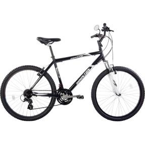 Bicicleta Mountain Bike Houston 21 Marchas Aro 26 Freio V-Brake Medal S