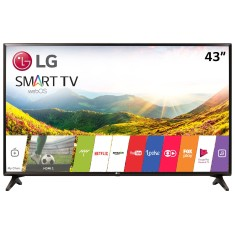 "Smart TV TV LED 43"" LG Full HD Netflix 43LJ5550 2 HDMI"