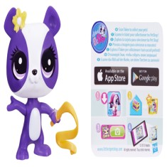Boneca Littlest Pet Shop Movimentos Mágicos Penny Ling Hasbro