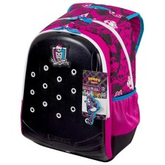 Mochila Escolar Sestini Monster High 15 Zoops