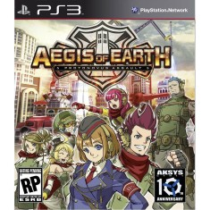 Jogo Aegis of Earth: Protonovus Assault PlayStation 3 Aksys Games