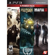 Jogo 2K Power Pack Collection PlayStation 3 2K