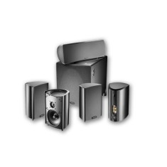 Home Theater Definitive 300 W 5.1 Canais Pro Cinema 800