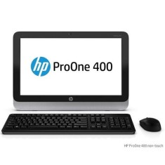 All in One HP ProOne 400 G1 Intel Core i3 4160T 4 GB 500 Windows 8.1 Pro 19,5""