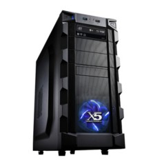 PC X5 Intel Core i7 5820K 3,30 GHz 16 GB 2 TB 8 GB FirePro V5000 DVD-RW Windows 8.1 4512