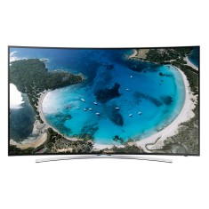 "Smart TV TV LED 3D 48"" Samsung Série 8 Full HD Netflix UN48H8000 4 HDMI"