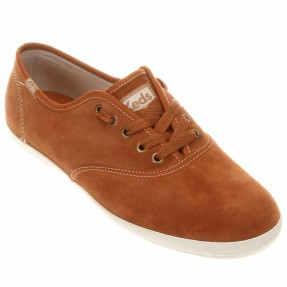Tênis Keds Masculino Casual Champion Suede