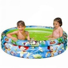 Piscina Inflável 481 l Redonda Intex Toy Story 57446