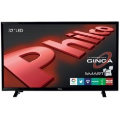 "Smart TV TV LED 32"" Philco PH32E31DSGW 2 HDMI"