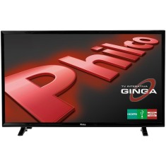 "Smart TV TV LED 39"" Philco PH39E31DSGW 2 HDMI"