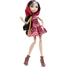 Boneca Ever After High Piquenique Encantado Cerise Wood Mattel