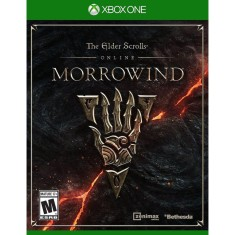 Jogo The Elder Scrolls Online Morrowind Xbox One Bethesda