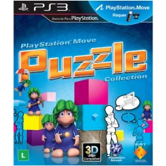 Jogo Puzzle Collection PlayStation 3 Sony
