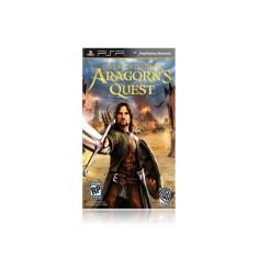 Jogo The Lord of the Rings Aragorn's Quest Warner Bros PlayStation Portátil