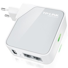 Roteador Access Point Wireless 150 Mbps TL-WR710N - TP-Link