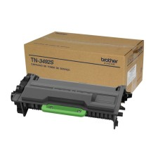 Toner Preto Brother TN3492S