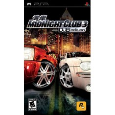 Jogo Midnight Club 3 DUB edition Rockstar PlayStation Portátil