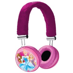 Headphone Tectoy Princesas HF-100
