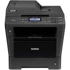 Multifuncional Brother DCP-8112DN Laser Preto e Branco