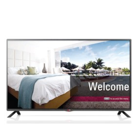 "TV LED 32"" LG 32LY340C 2 HDMI USB Frequência 60 Hz"