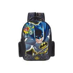 Mochila Escolar Xeryus Batman Battle Over Gotham 16 6202