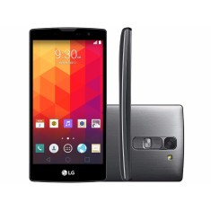Smartphone LG Prime Plus H522F 8GB 8,0 MP 2 Chips Android 5.0 (Lollipop) 3G 4G Wi-Fi