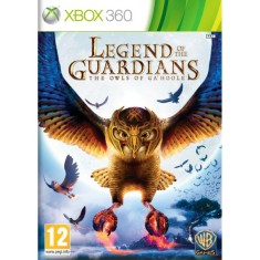 Jogo Legend of the Guardians The Owls of Ga'Hoole Xbox 360 Warner Bros