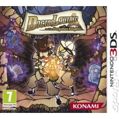 Jogo Doctor Lautrec and the Forgotten Knights Konami Nintendo 3DS