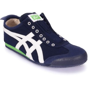 Tênis Onitsuka Tiger Masculino Casual Mexico 66 Slip-On