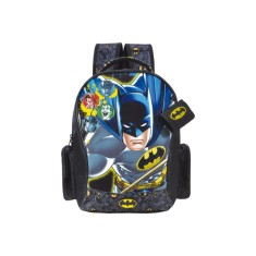Mochila Escolar Xeryus Batman Batman Battle Over Gotham 14 6203