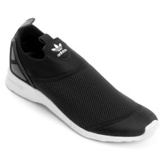 Tênis Adidas Feminino Casual Zx Flux Smooth Slip On